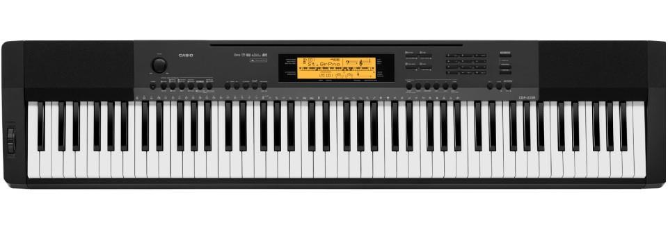 PIANO CASIO CPD 220R