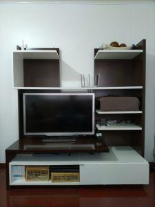ESTANTE DE TV PARA SALA - MARCA RUDNICK